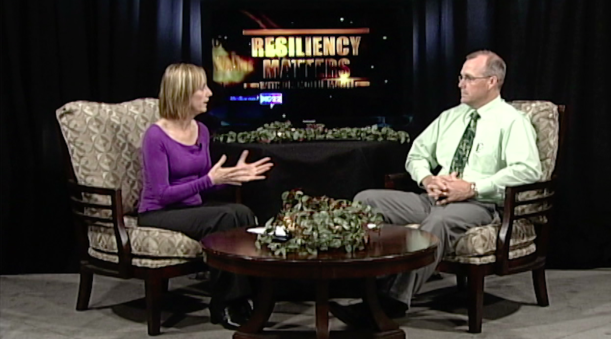 Resiliency Matters Dr. Mollie Marti – Dr. Trace Pickering