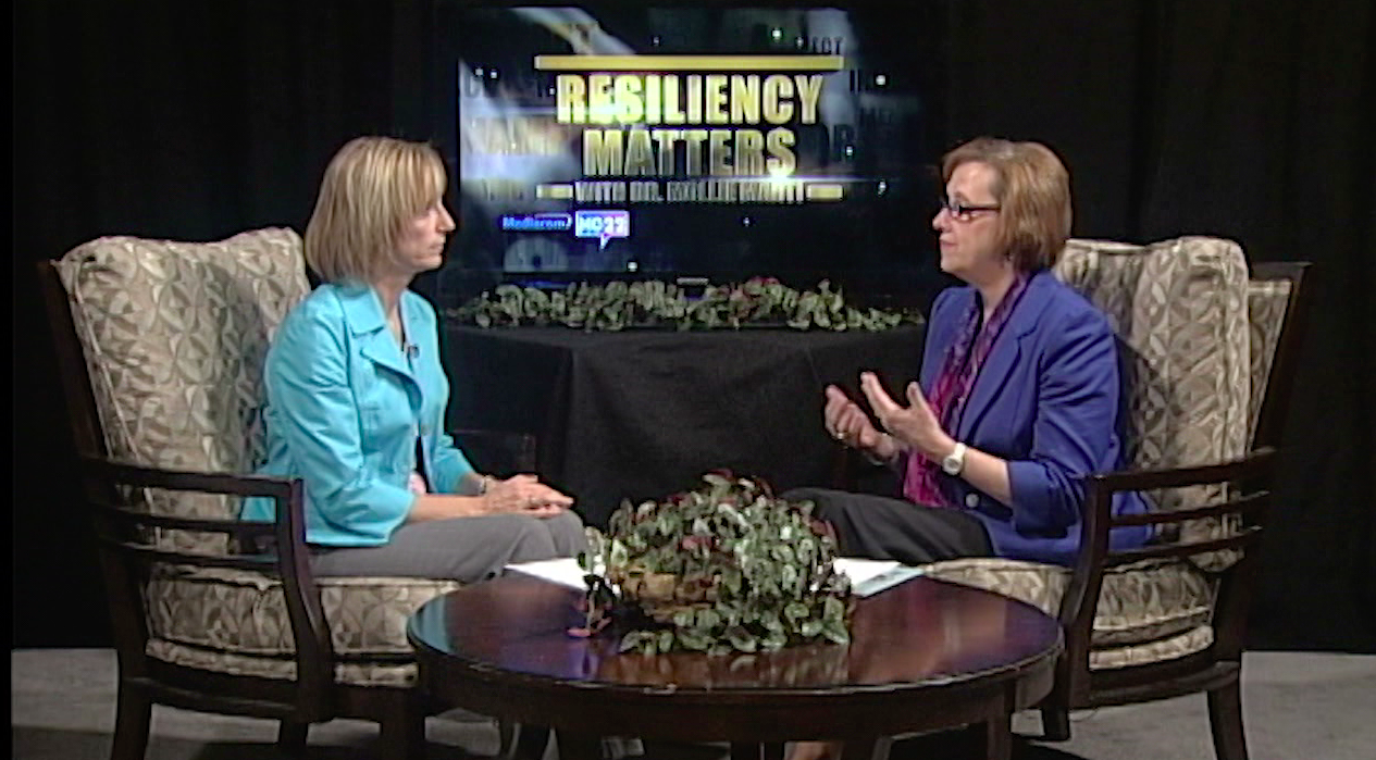 Resiliency Matters Dr. Mollie Marti – Linda Langston