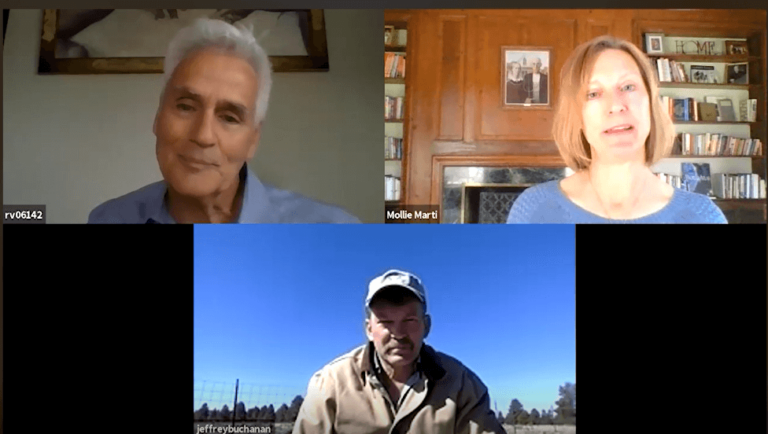 Resiliency Matters - Dr. Mollie Marti with guests General Jeff Buchanan and Bob VandePol