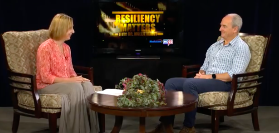 Resiliency Matters Dr. Mollie Marti – David Richmond