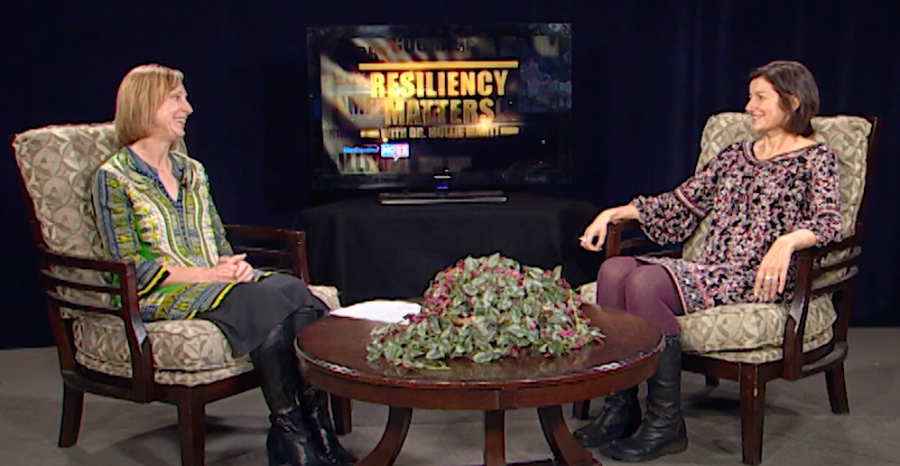 Resiliency Matters Dr. Mollie Marti – Lisa Cherry