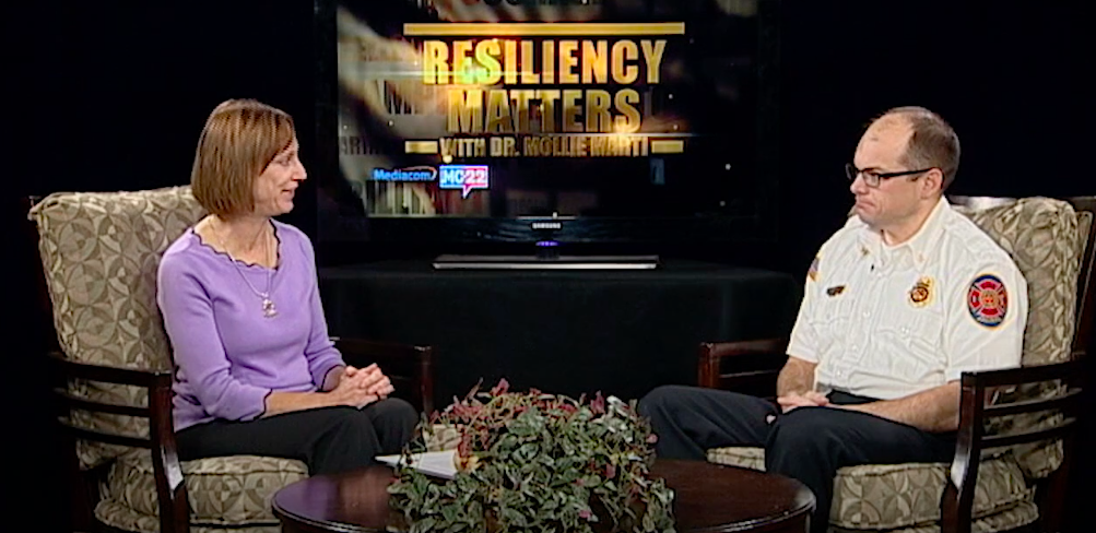 Resiliency Matters Dr. Mollie Marti – Andy Oelson