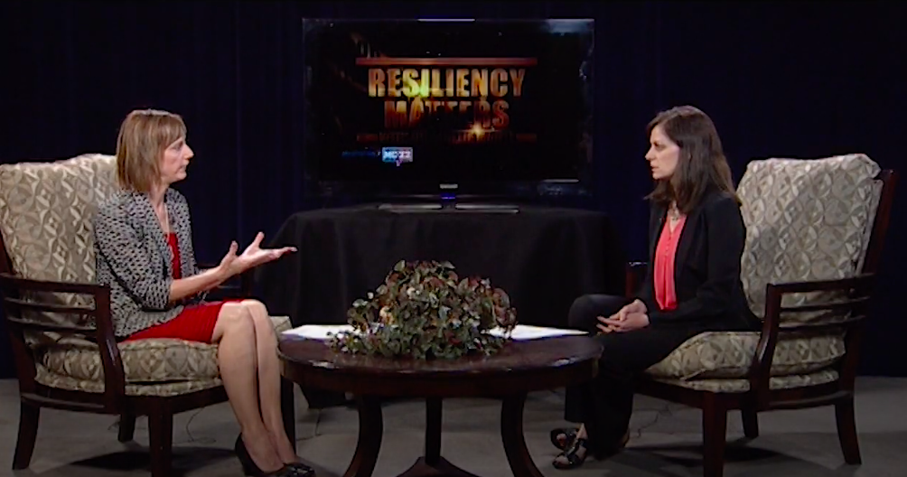 Resiliency Matters Dr. Mollie Marti – Stephanie Neff