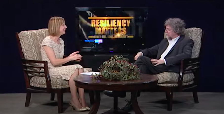 Resiliency Matters Dr. Mollie Marti – Dr. John Lyons