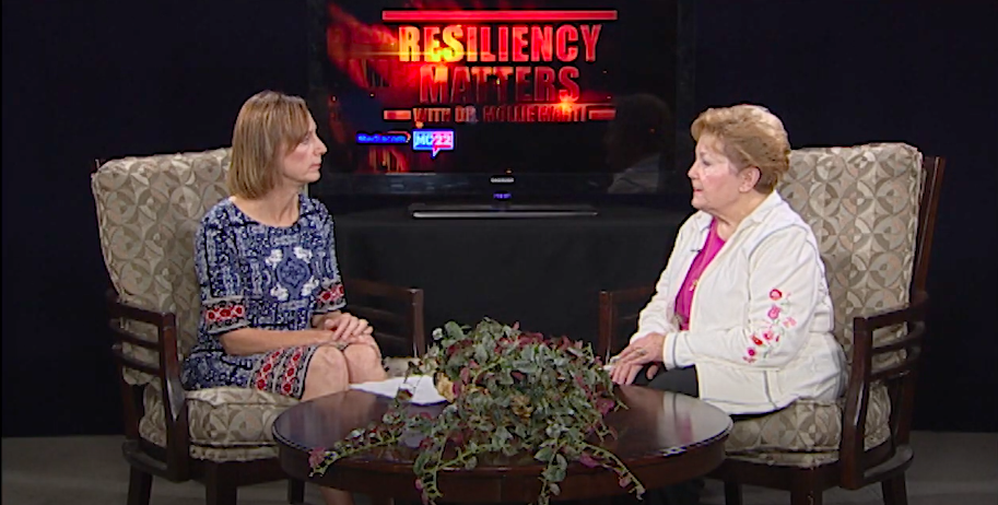 Resiliency Matters Dr. Mollie Marti – Ildiko Kiss