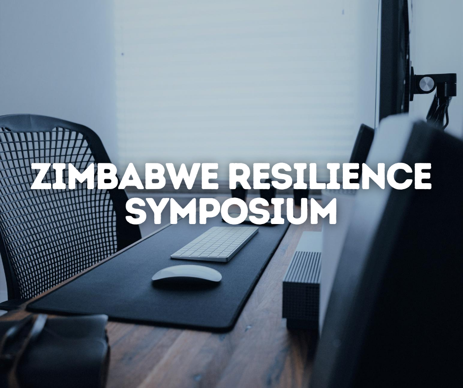 Zimbabwe Virtual Resilience Symposium