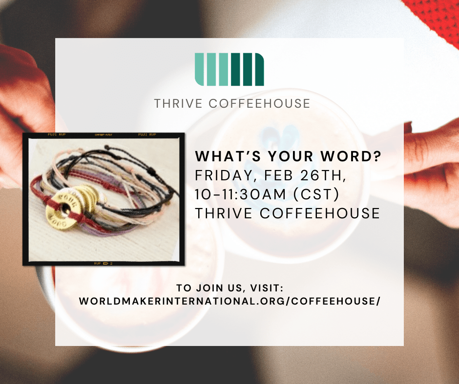 What's Your Word? Event